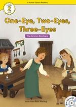 ECR Lv.2_16 : One-Eye, Two-Eyes, Three-Eyes