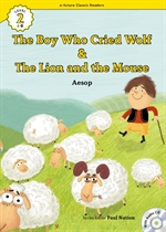 ECR Lv.2_24 : The Boy Who Cried Wolf & The Lion and the Mouse