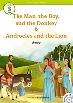 ECR Lv.3_07 : The Man, the Boy, and the Donkey / Androcles and the Lion